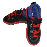 Toddler University Little Boys The Fun Machine Field Trip Sneaker Shoes - Black - 11.5