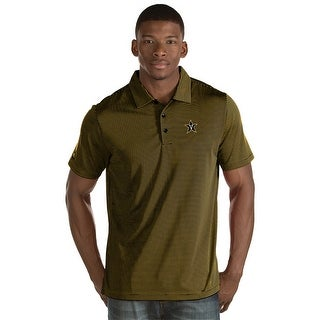 Vanderbilt University Men's Quest Polo Shirt (3 options available)