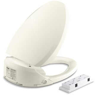 Kohler K-4744 C3 201 Elongated Toilet Seat with Bidet Functionality