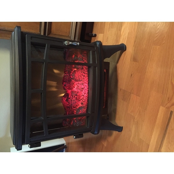 Enjoyable Shop Duraflame Dfi 8511 02 Bronze Infrared Quartz Electric Interior Design Ideas Gentotryabchikinfo
