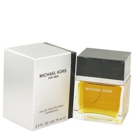 MICHAEL KORS by Michael Kors Eau De Toilette Spray 2.3 oz - Men