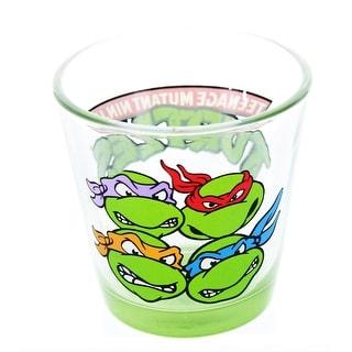 Teenage Mutant Ninja Turtles Group Oversized 3oz Shot Glass