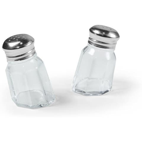 Fred SUNK-IN Salt & Pepper Shakers