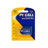 PKCELL Heavy Duty 9V Battery - Pack of 24