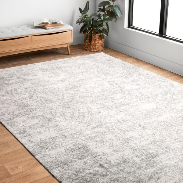 Alexander Home Verona Paisley Transitional Rug. Opens flyout.