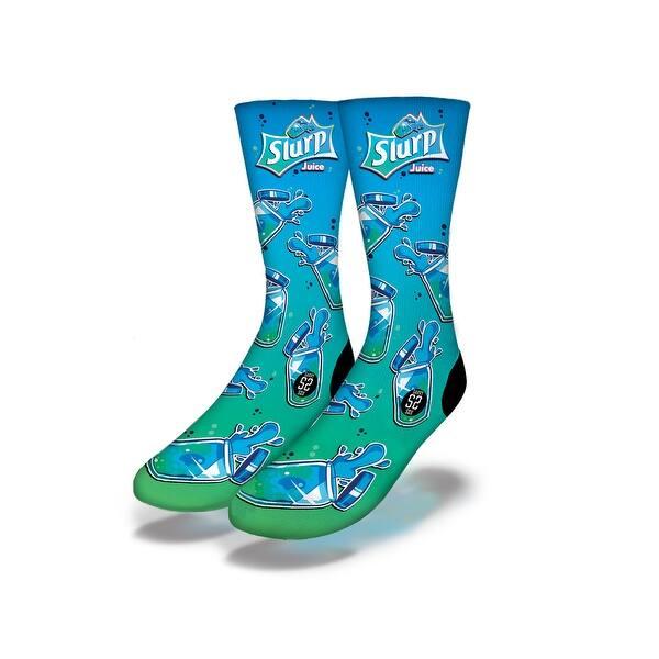 shop black friday deals on battle royale slurp juice socks one size 7 13 overstock 28080435 battle royale slurp juice socks one size 7 13