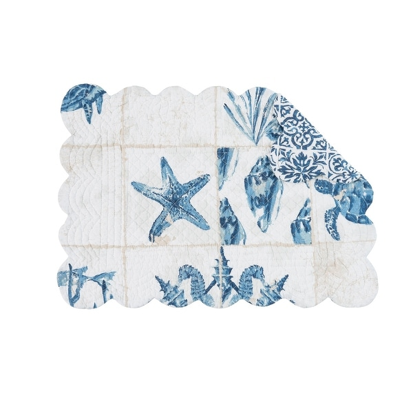 Casablanca Bay Placemat Set of 6. Opens flyout.