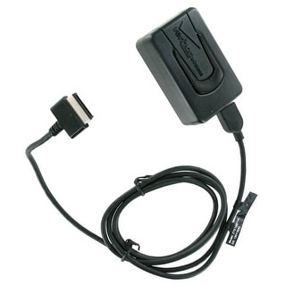 OEM Verizon Travel Charger with Detachable USB Cable for ZTE Turbine V66 (Black)