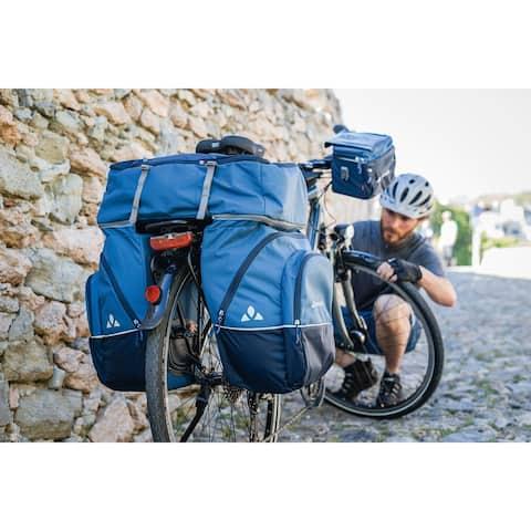 Vaude Karakorum 3-Piece Bike Pannier Set - One Size