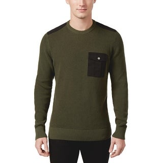 American Rag Uniformity Crewneck Sweater Forest Night Green Large L|https://ak1.ostkcdn.com/images/products/is/images/direct/ecce0de70be38e5d76252ceba5c481ae52f23f24/American-Rag-Uniformity-Crewneck-Sweater-Forest-Night-Green-Large-L.jpg?_ostk_perf_=percv&impolicy=medium
