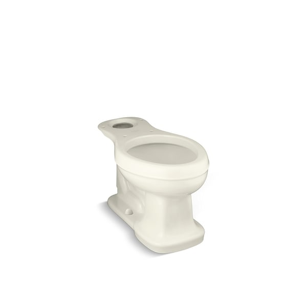 Kohler K-4067 Elongated Comfort Height Toilet Bowl Only from the Bancroft Collection