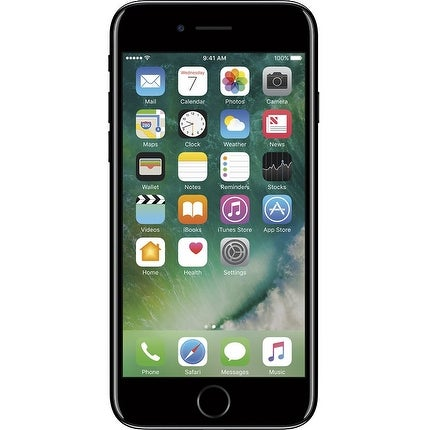 Apple iPhone 7 256GB Unlocked GSM Quad-Core Phone w/ 12MP Camera (Certified Refurbished)