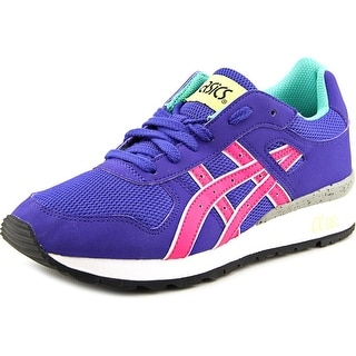 Asics GT-II Round Toe Suede Sneakers
