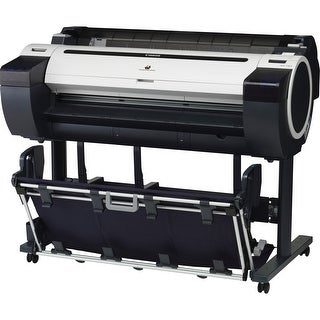 """Canon imagePROGRAF iPF785 Inkjet Large Format Printer - 36"""" Print Width - Color - 5 Color(s) - 41 Second Color Speed - 2400 x 12"""