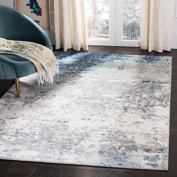 Safavieh Brentwood Malissie Abstract Rug. Opens flyout.