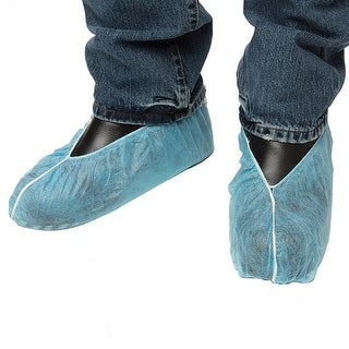 Disposable Shoe Covers (Case of 300 pairs) by AMMEX