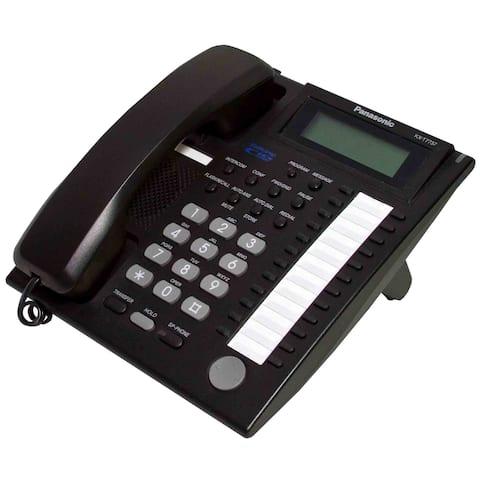 Panasonic KX-T7737B-R Hybrid System Corded Telephone