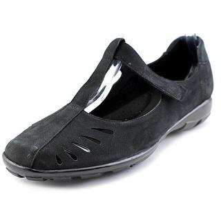 Vaneli Sport Airy Round Toe Leather Mary Janes