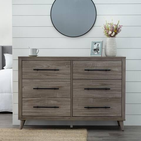 Brookside Emery Mid-Century Modern Dresser