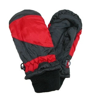CTM® Infant and Toddler Waterproof Winter Mittens - One Size