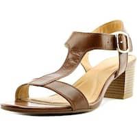 Alfani Yullia Women  Open Toe Leather  Sandals