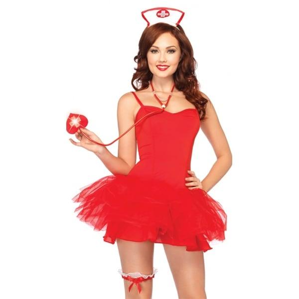 8c3c155f2bb Shop Naughty Red Nurse Accessory Kit