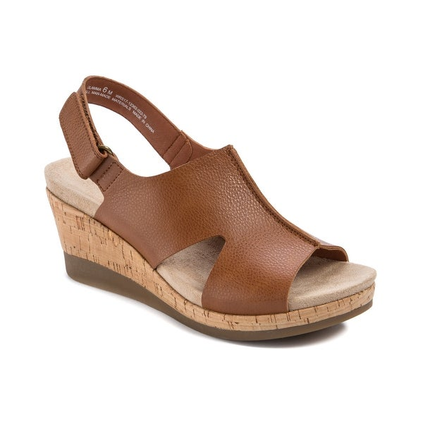 Wear.Ever. Glamma Women's Sandals & Flip Flops Cognac