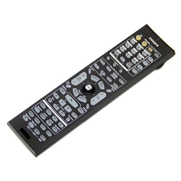 OEM Integra Remote Control Originally Shipped With: DTR-6.8, DTR6.8