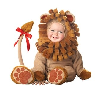 Lil' Lion Toddler/ Infant Halloween Costume