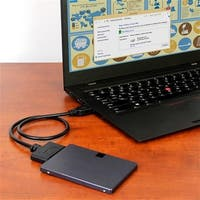 """Startech Usb 3.1 (10Gbps) Adapter Cable For 2.5"""" Sata Ssd/Hdd Drives - Supports Sata Iii (6 Gbps) - Usb Powered"""