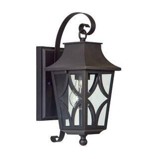 "Park Harbor PHEL1400 Altimeter 14"" Tall Single Light Outdoor Wall Sconce