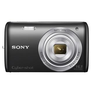 Link to Sony DSC-W670/B 16.1MP Cybershot Digital Camera with 2.7-Inch LCD Screen (Black) Similar Items in Digital Cameras