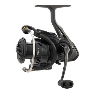 Daiwa TALT2500D-XH Spinning Reel with Carbon Strain Material Housing