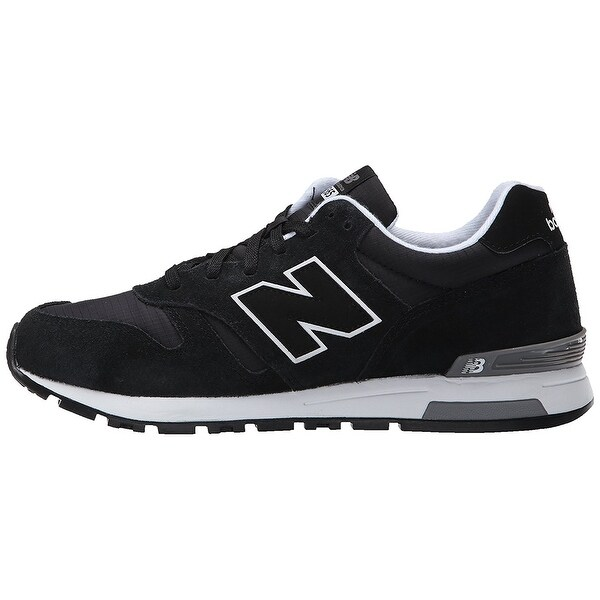 New Balance Men's Ml565 Classic Running Shoe, Black - Free Shipping ...