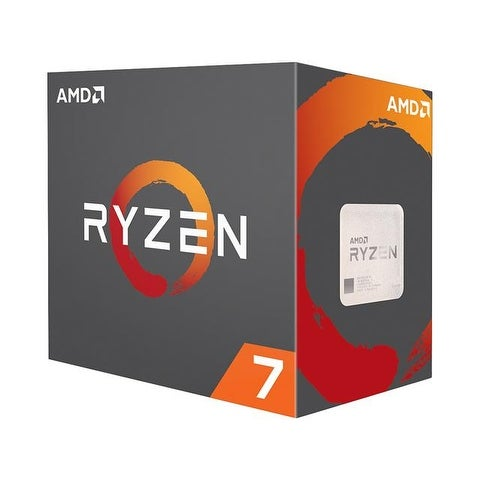 NEW - NEW AMD RYZEN 7 1700X 3.4 GHz AM4 Socket 95W YD170XBCAEWOF Desktop Processor