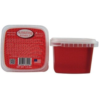 Red - Amazing Remelt 1.25Lb