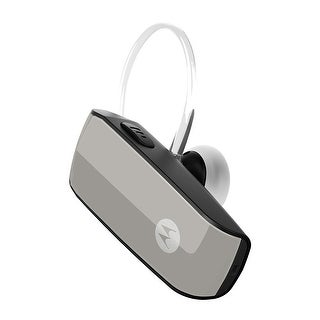 Motorola HK275 Super Light Water Resistant Bluetooth Headset - Light Gray