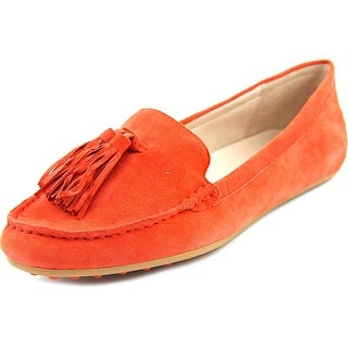 French Connection Tori Women  Round Toe Suede  Flats