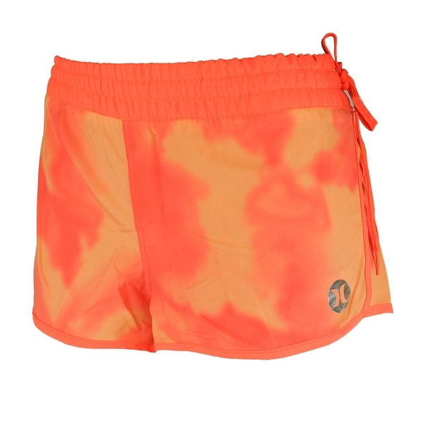 20a8435c5377 Shop Hurley Junior's Phantom 2.5 Inch Beachrider Shorts - Bright Mango - XL  - Free Shipping On Orders Over $45 - Overstock - 26232729