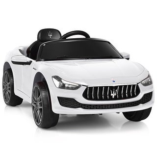 Link to Costway 12V Maserati Licensed Kids Ride on Car w/ RC Remote Control Similar Items in Bicycles, Ride-On Toys & Scooters