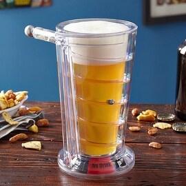 Pinball Wizard Beer Game Pint Glass