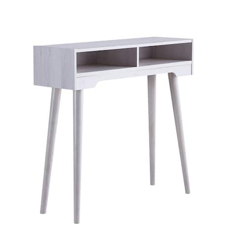 Furniture of America Sury Mid-century Modern 2-storage Console Table