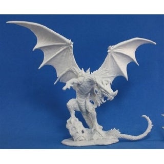 Red Dragon (1) Miniature