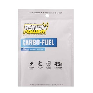 Ryno Power Carbo-Fuel - Single Serving - SMP-CARB