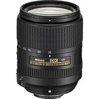Nikon AF-S DX NIKKOR 18-300mm f/3.5-6.3G ED VR Lens (Open Box)