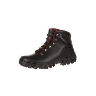 Rocky Outdoor Boots Mens S2V Jungle Hunter Waterproof Black RKS0275