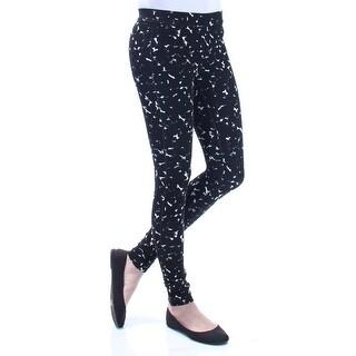 BAR III $50 Womens New 1120 Black Active Wear Leggings 2XS B+B