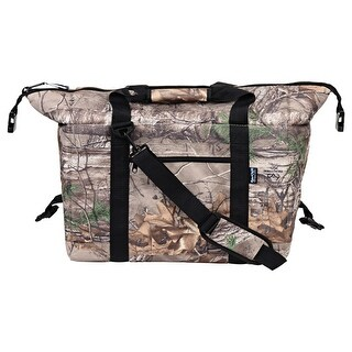 Norchill 48 can realtree camo soft cooler