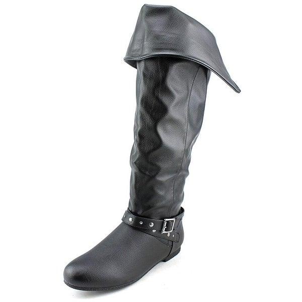 Dolce by Mojo Moxy Duffy Women Black Boots