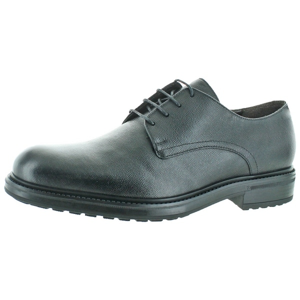 Donald J Pliner Otto Men's Leather Oxford Dress Shoes